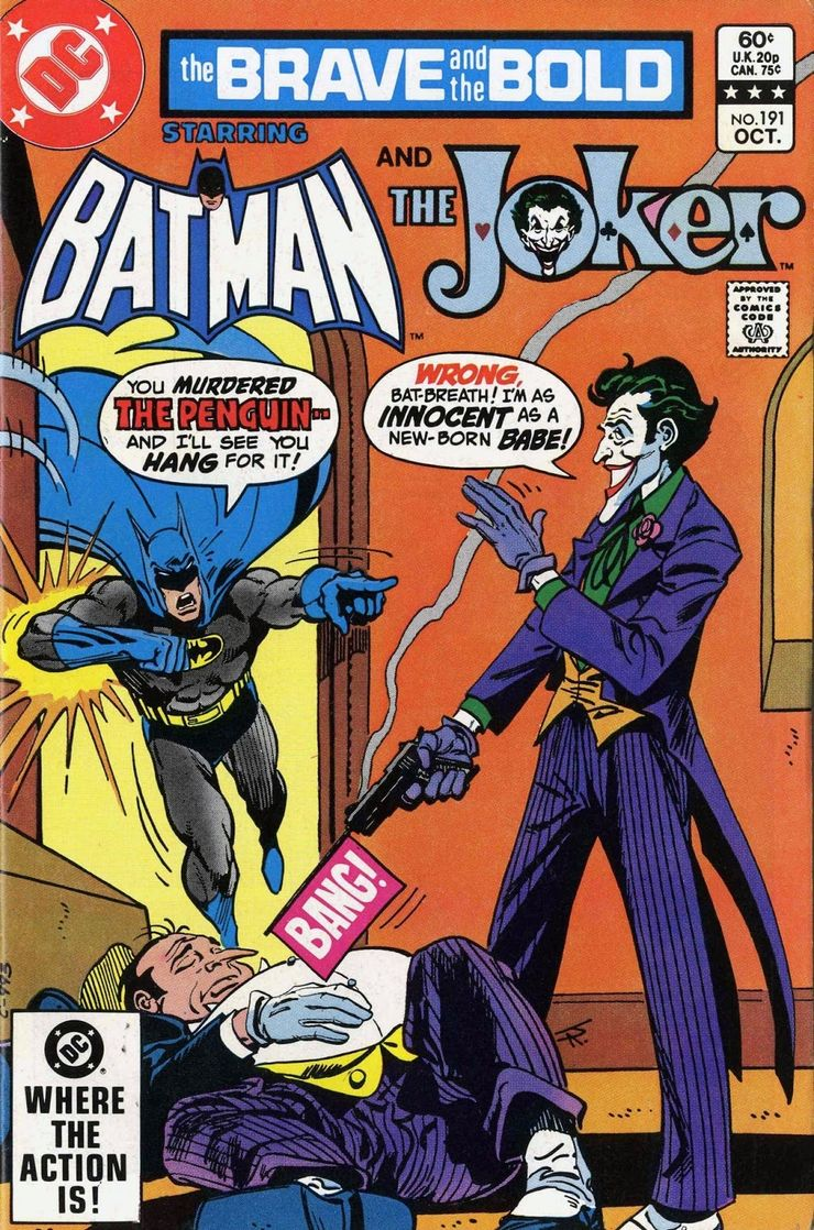 History Of Batman And Joker Team Ups Cbr