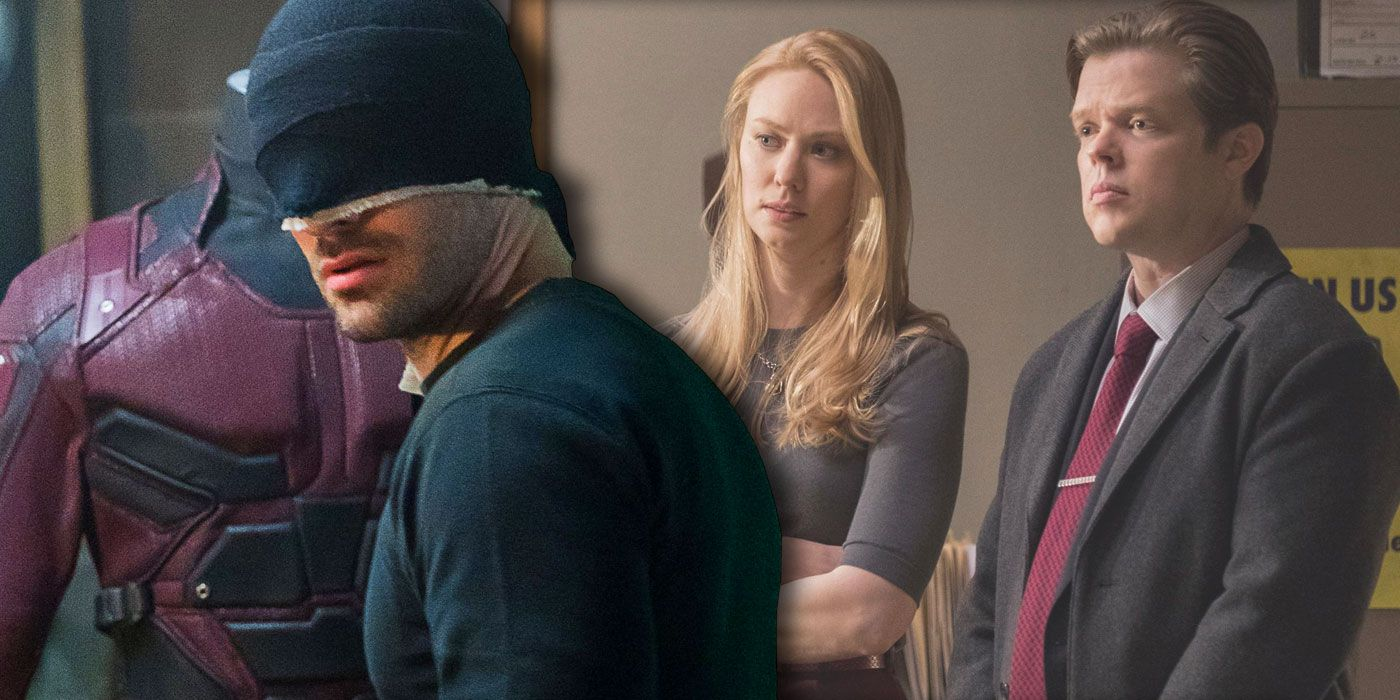 Daredevil: Netflix Has Already Been Pitched a Season 4 | CBR
