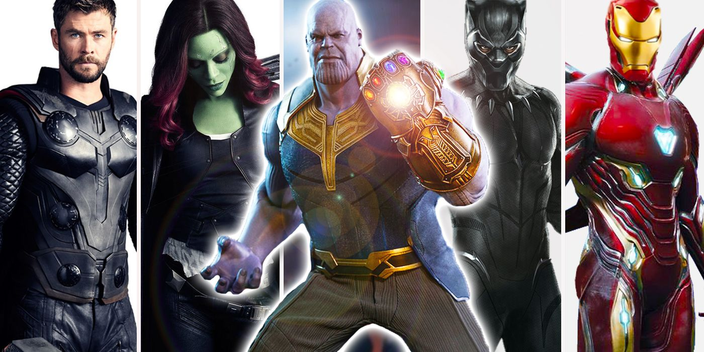 10 Characters Infinity War Gets Right (And 5 It Gets Totally Wrong)