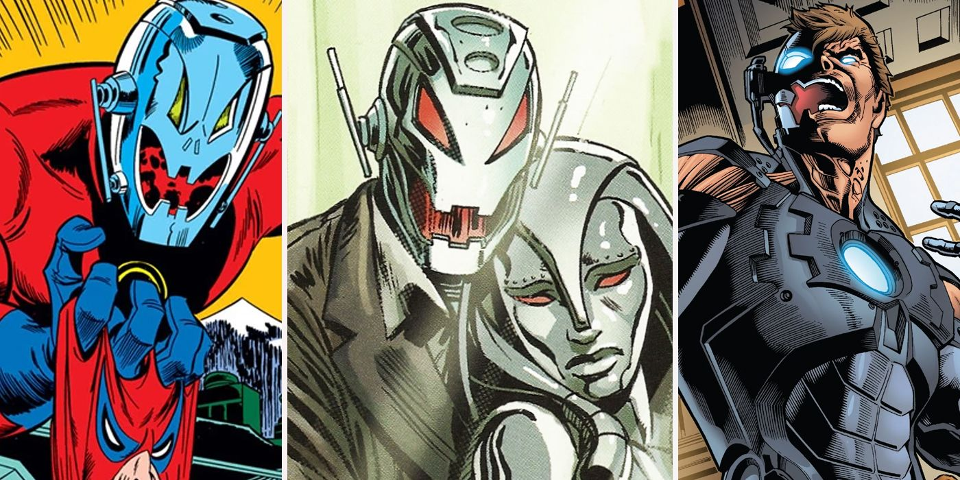 Avenger Age Of Ultron Sketch: The Metalist: 15 Strange Facts About Ultron That MCU Fans