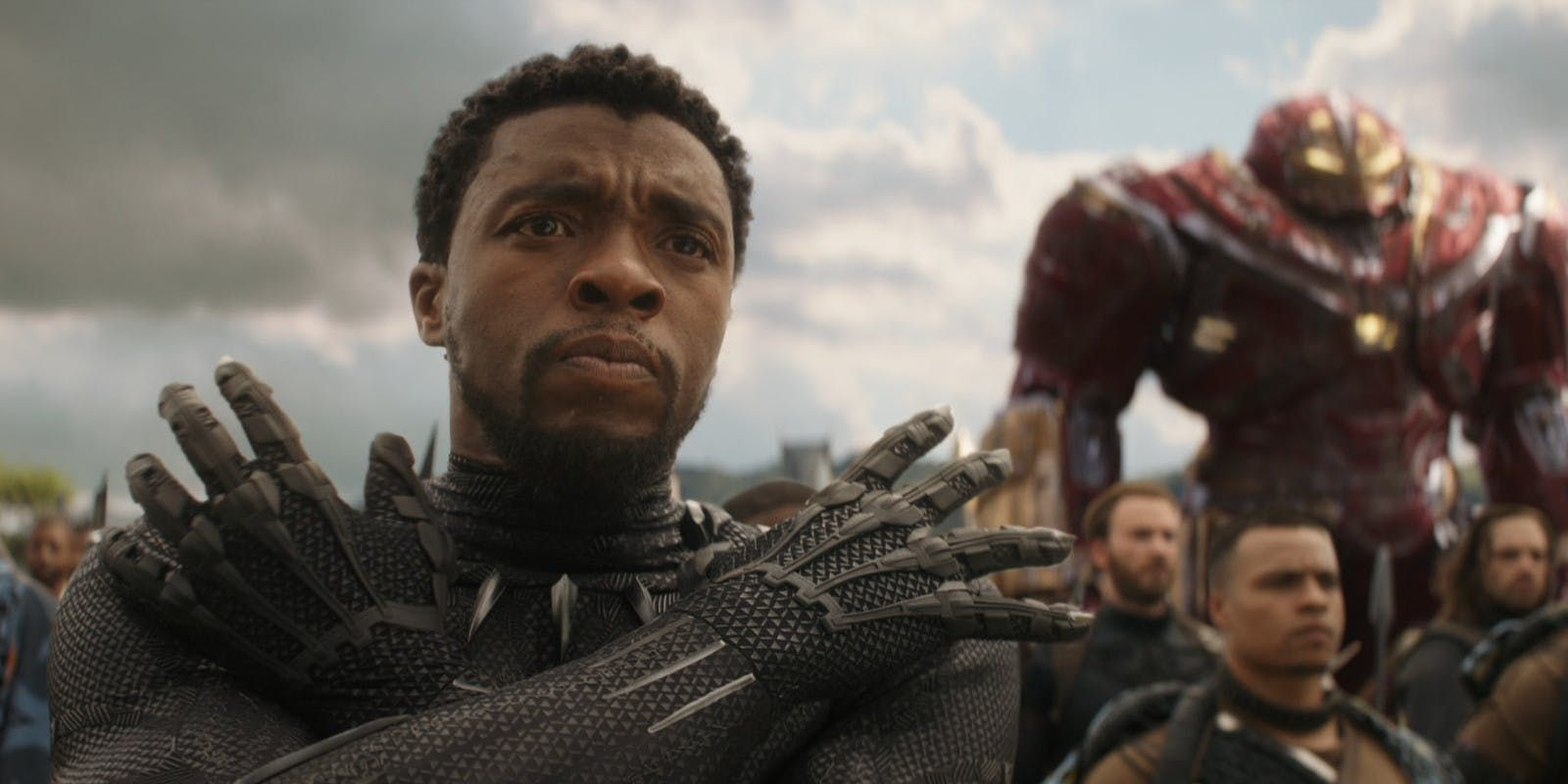 Marvel Black Panther Black Panther Avengers Infinity: Infinity War Fan Edit Gives Wakanda Battle What It Was