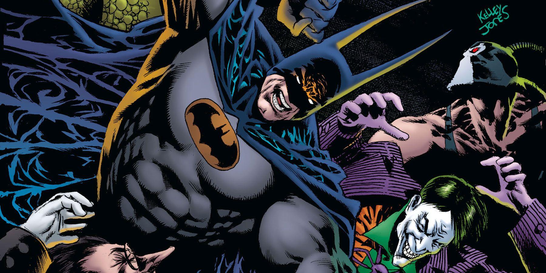 Anyone bought Batman Noir: The Dark Knight …