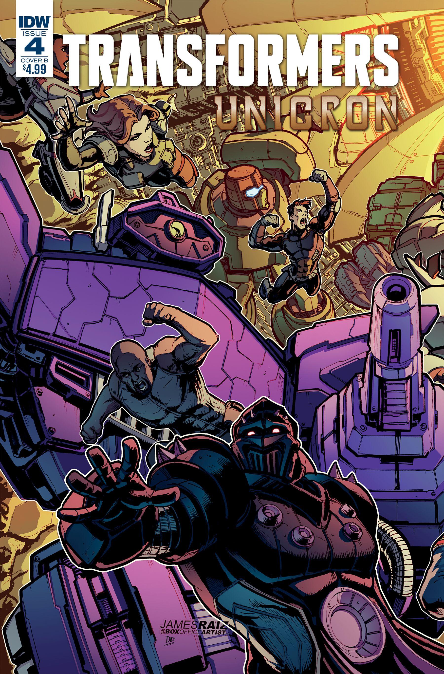 Bebop and Rocksteady Destroy Everything #1 Eastman RI Variant TMNT IDW Comics z