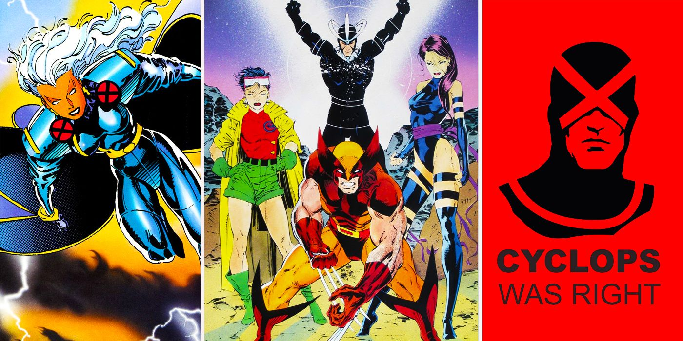The 10 Most Hated X-Men Of All Time (And The 10 Most Beloved)