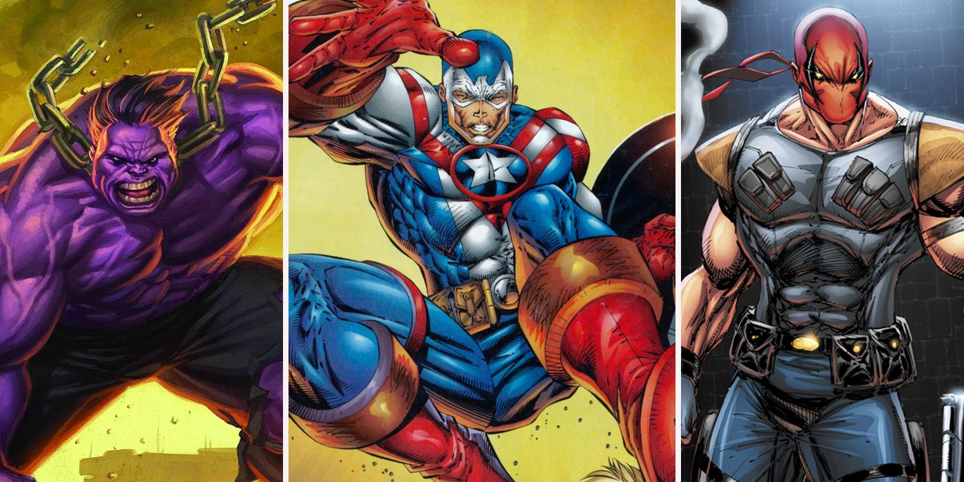 20 Image Characters That Are Straight Up Marvel Rip-Offs | CBR