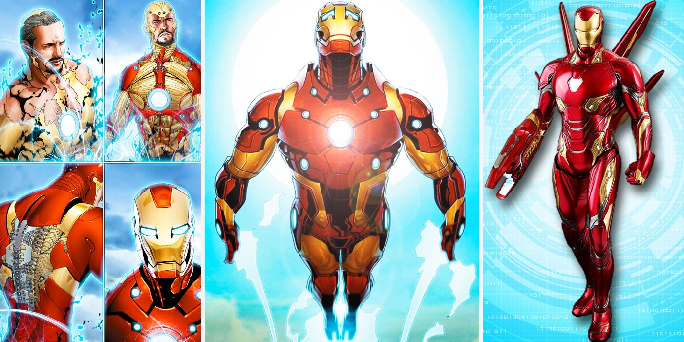 Bleeding Edge 20 Secrets About Iron Man S Infinity War Armor