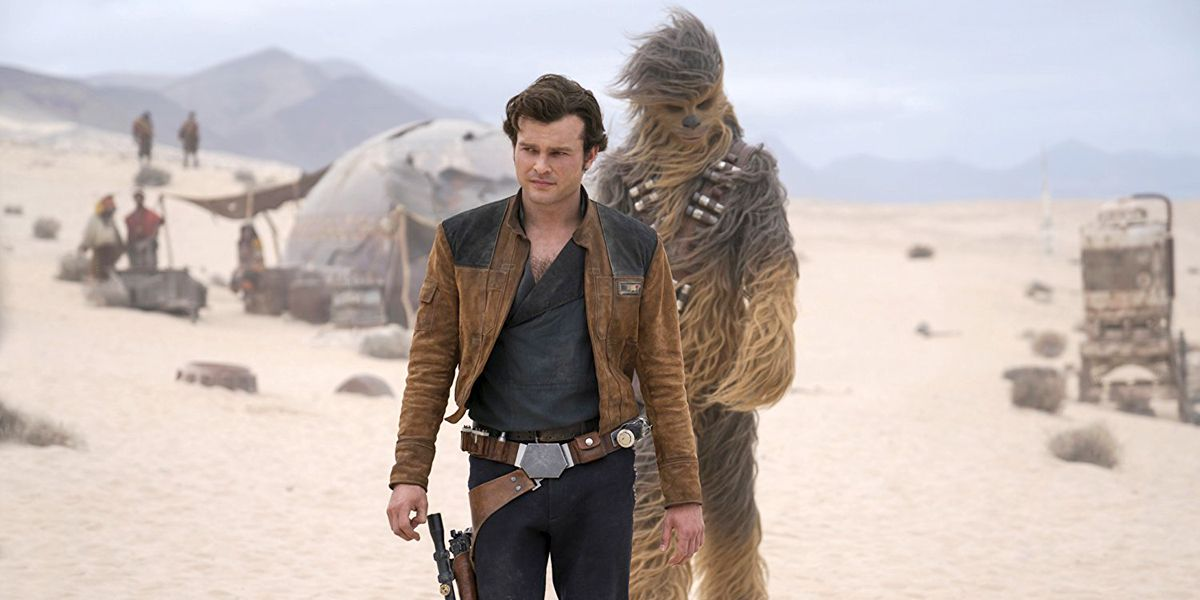 Star Wars' Chewbacca Actor Would Love to Reunite With Solo's Ehrenreich