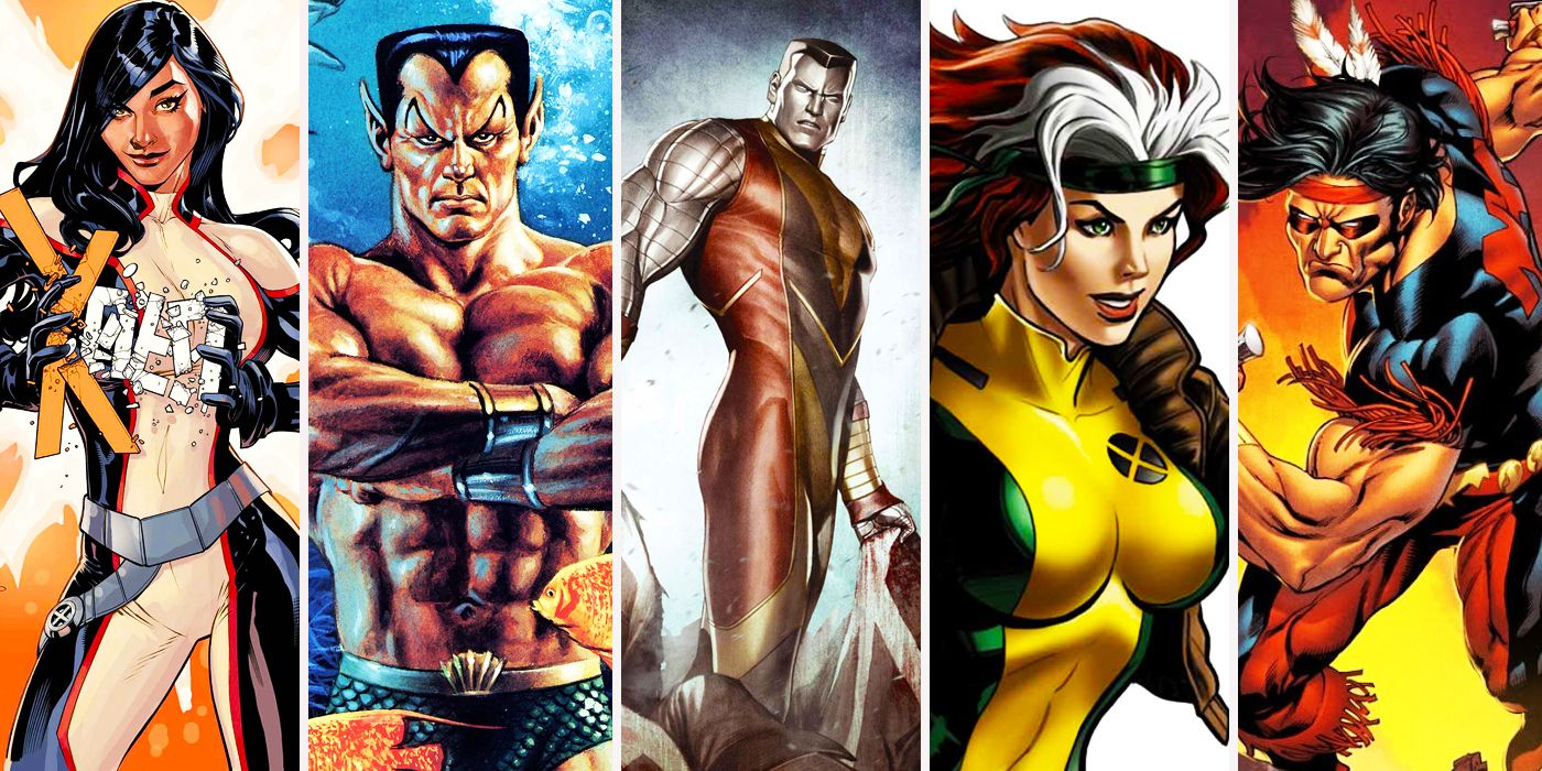 The 25 Strongest Marvel Mutants, Officially Ranked | CBR