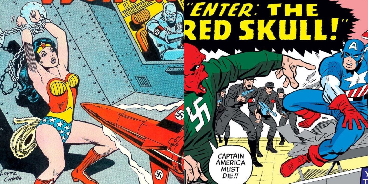   Irwin Hasen cover March 1952, Wonder Woman #52   Wonder