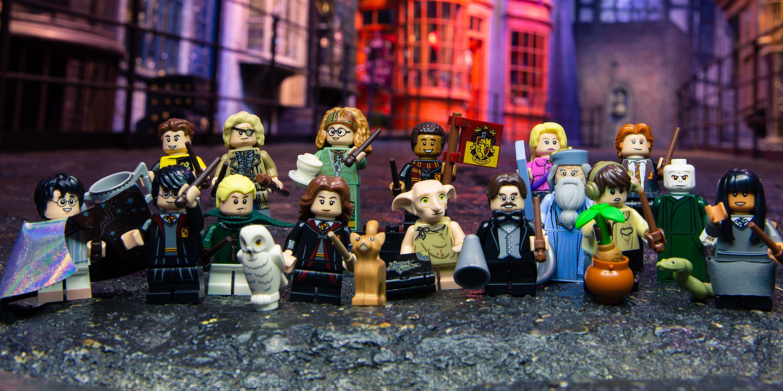 Lego Minifigure Harry Potter Fantastic Beasts Series 1 Hermoine Granger W0041