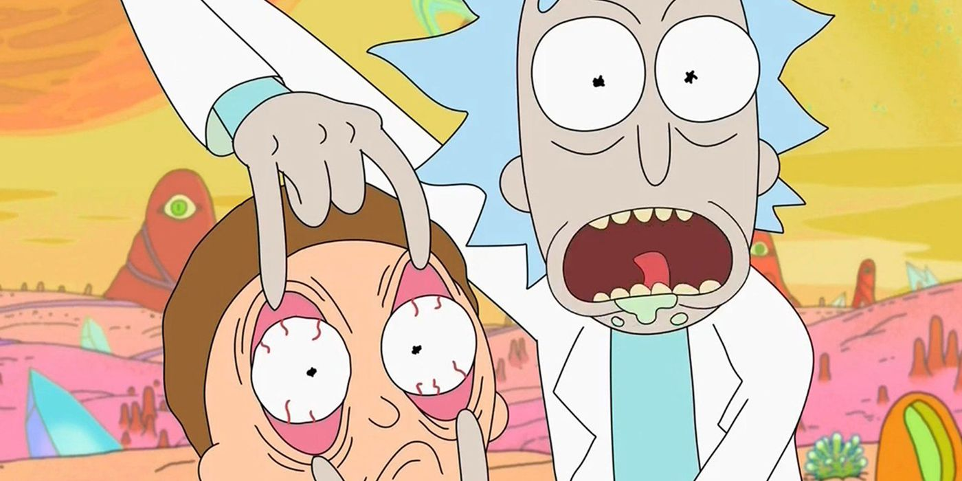 Rick and Morty Season 4 First Look Teases Major Alien Tech Trouble