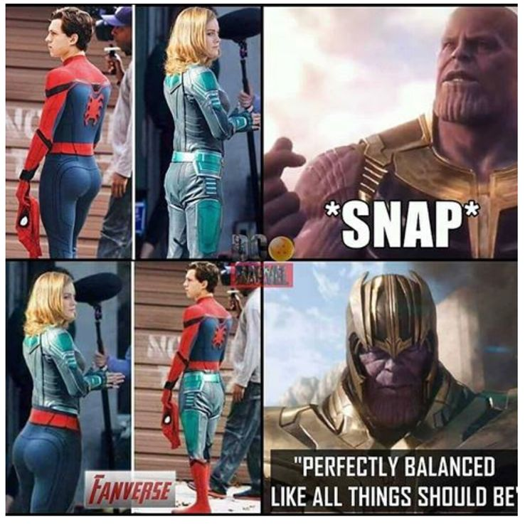 Snap Reactions: The 25 Best Memes Using The Infinity War