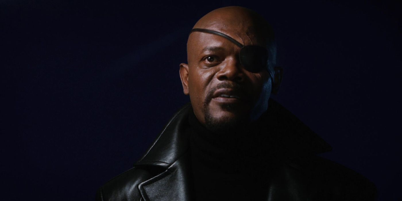 Alternate Iron Man Post-Credits Scene Sees Nick Fury Talking About Mutants