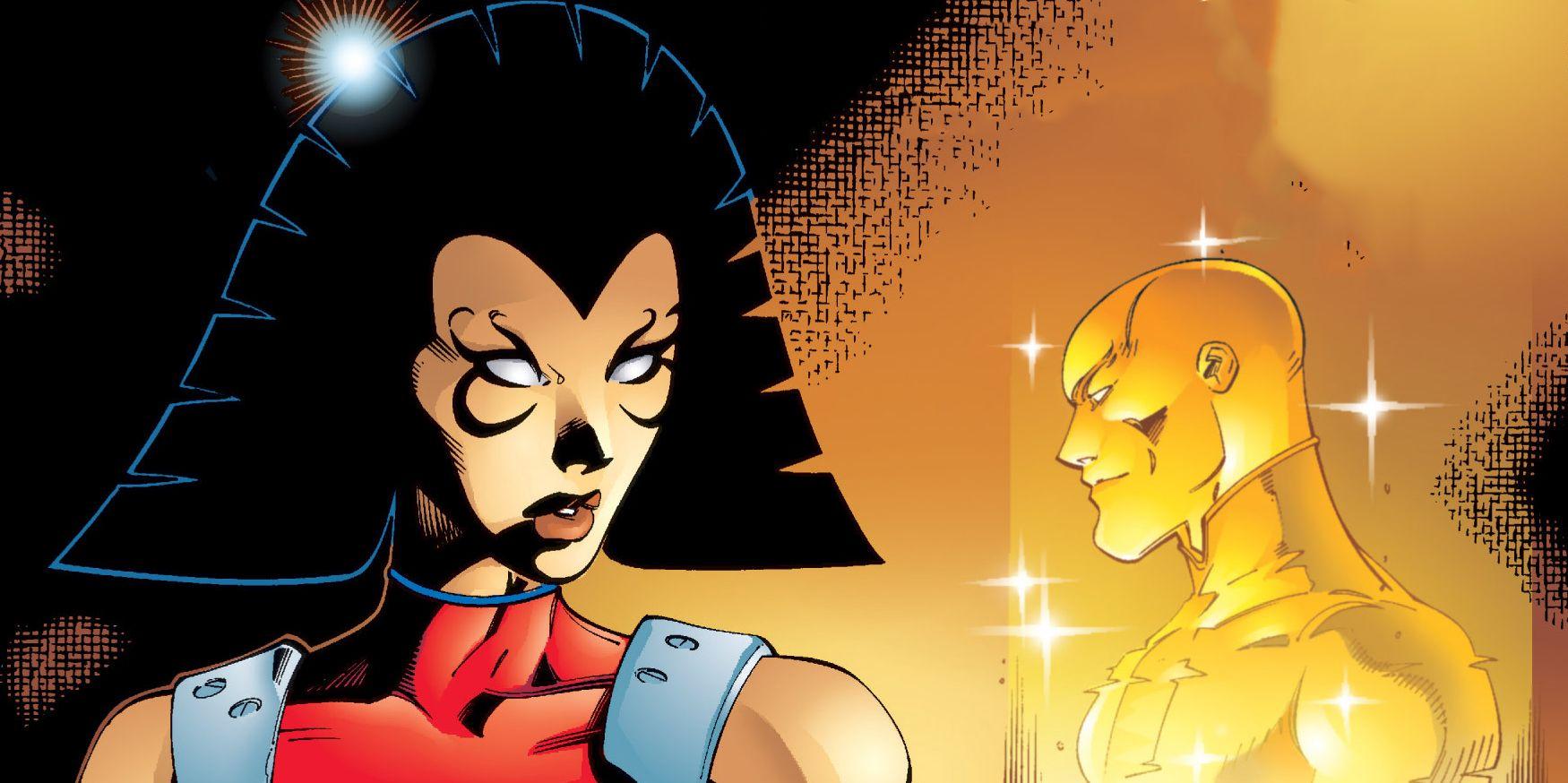Teen Titans Luckless