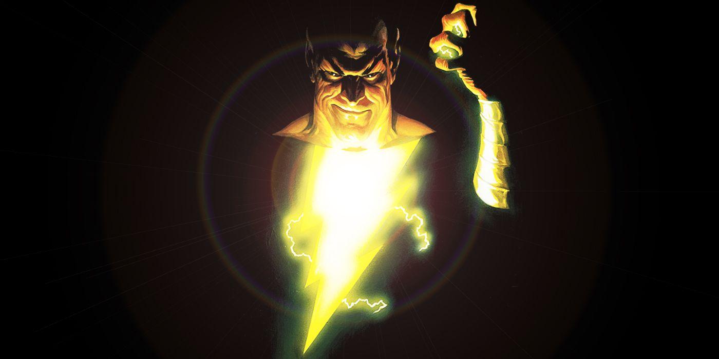 Black Adam: Dwayne Johnson Likens His DC Character to Superman