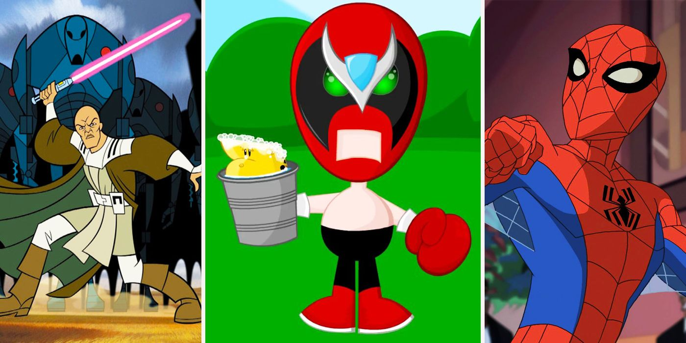 20 Awesome Cartoons Only 2000s Kids Will Remember | CBR