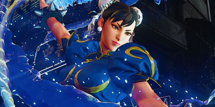 Street Fighter What Made Ryu Chun Li Video Game Icons Cbr