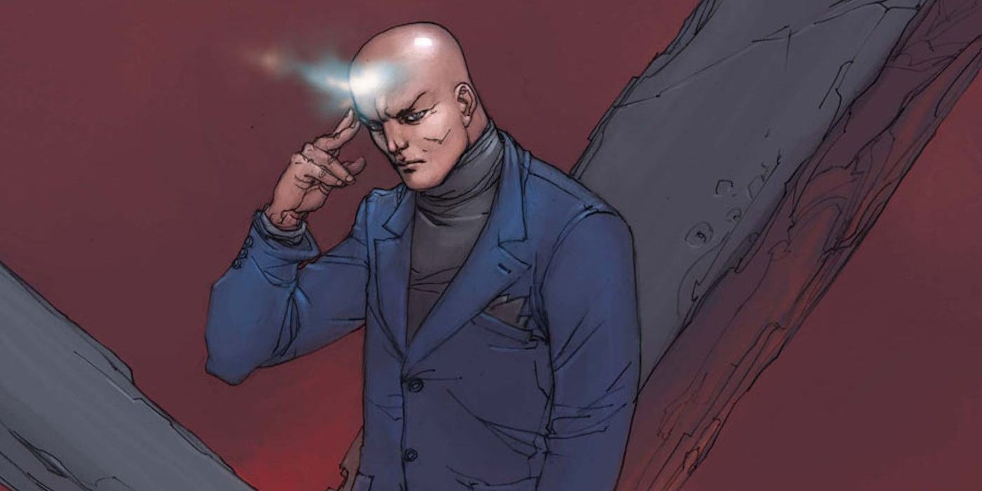 Legion's Professor X Reveals A Major Detail About His Xavier
