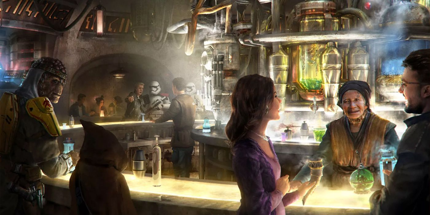 Star Wars: Galaxy's Edge Costumes to Be Revealed Soon