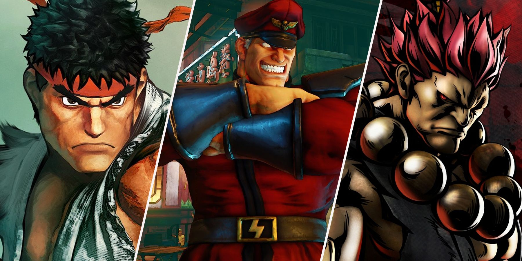 World Warriors The 20 Strongest Street Fighter Characters