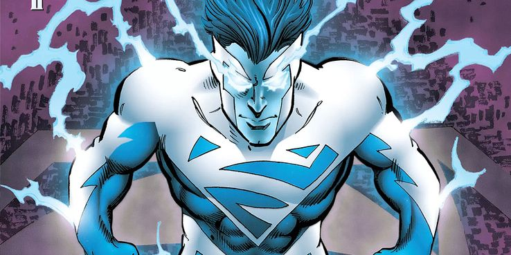 Superman Electric Blue - Cinco trajes que nos encantan de Superman y cinco que odiamos