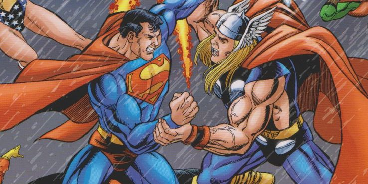 10 Heroes Who Embarrassingly Defeated Thor (And 10 He Humiliated):