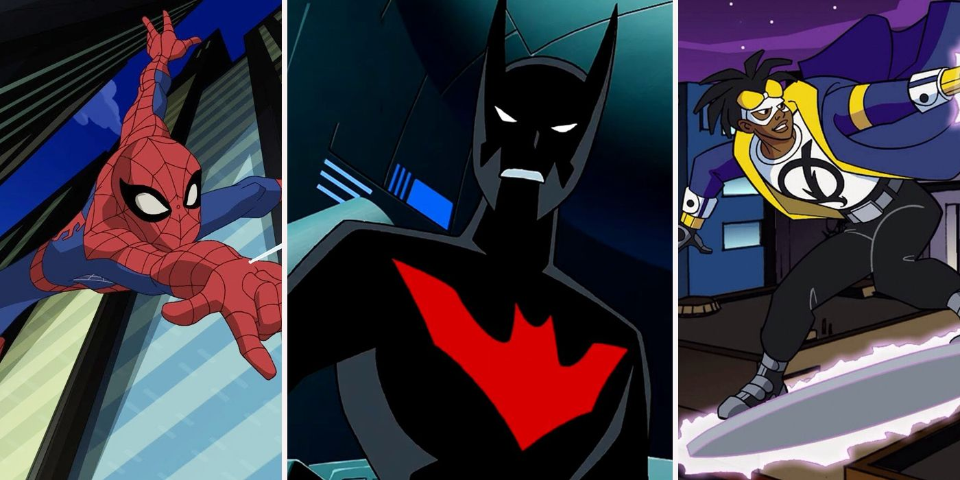 Young Justice The Brain Animation Domination: ...