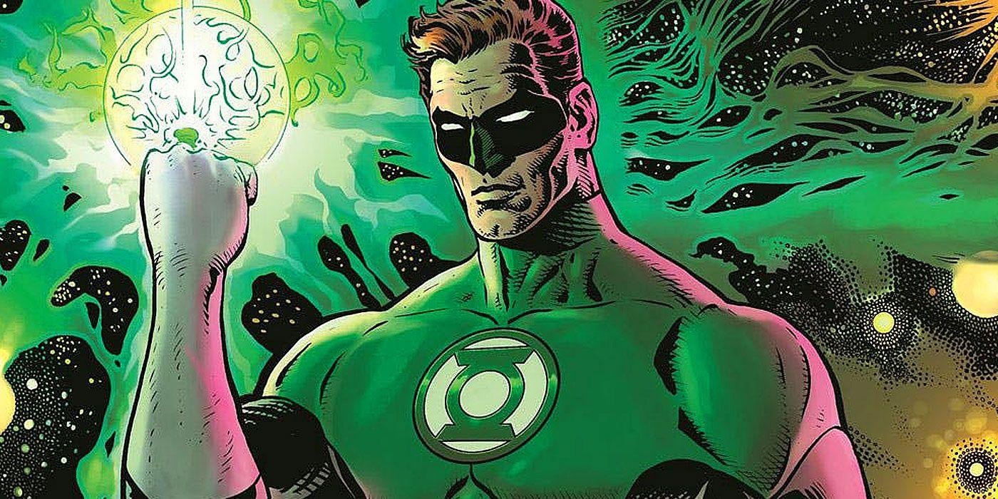 Znalezione obrazy dla zapytania the green lantern grant morrison