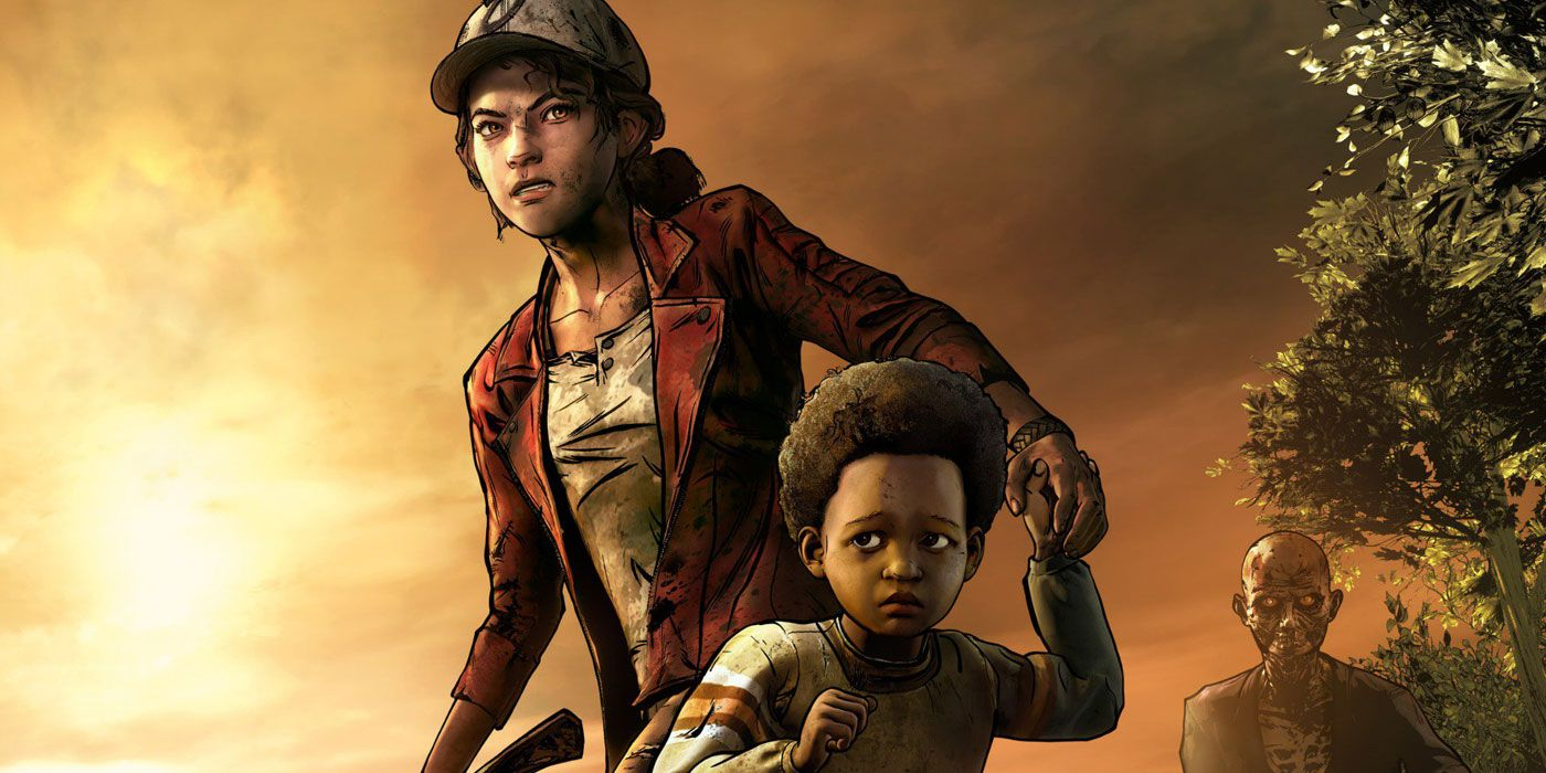 Telltale Games Gave Us The Walking Dead S Most Disturbing Villain