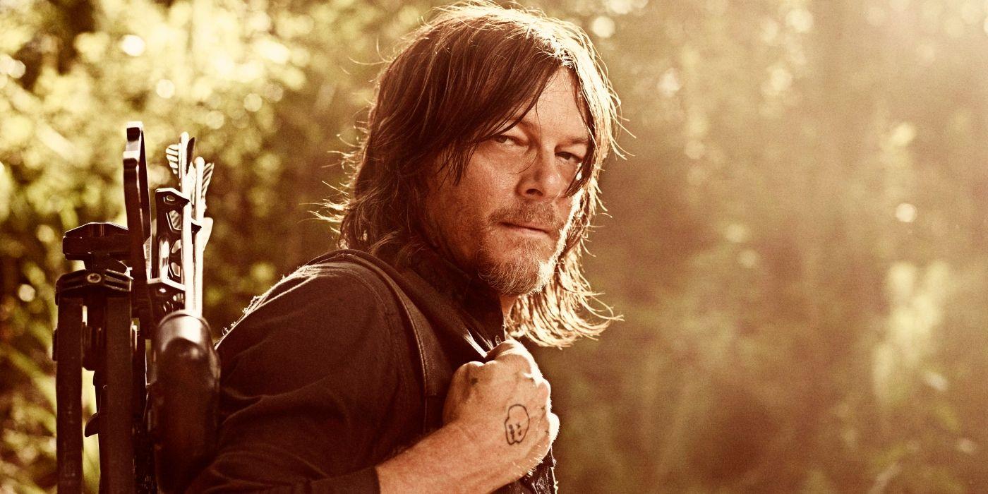 The Walking Dead: Daryl Stars in Brief, But Tense Midseason Debut Teaser