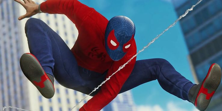 19b303e133 All 28 Spider-Man PS4 Costumes, Officially Ranked | CBR