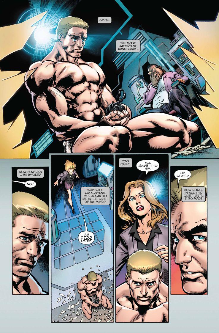 PREVIEW: Venom: First Host #3 | CBR