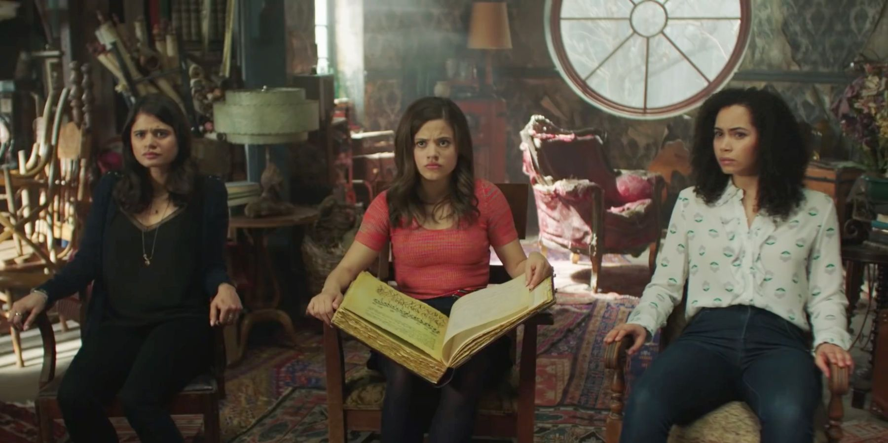 CW's Charmed Will See Macy Fighting For Survival in S2 Episode