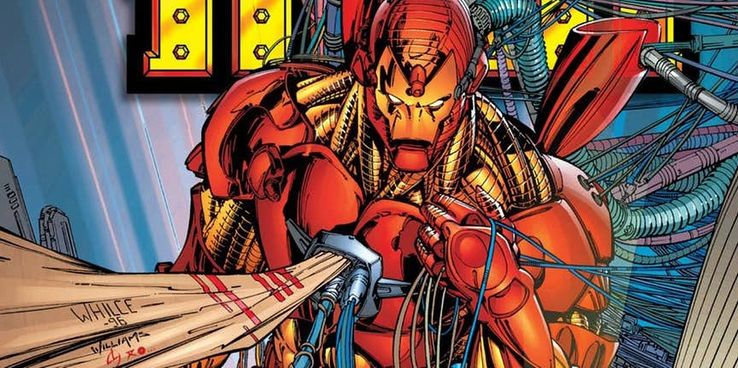 Iron Man: 10 Armors We Hope To See In The MCU Before He's