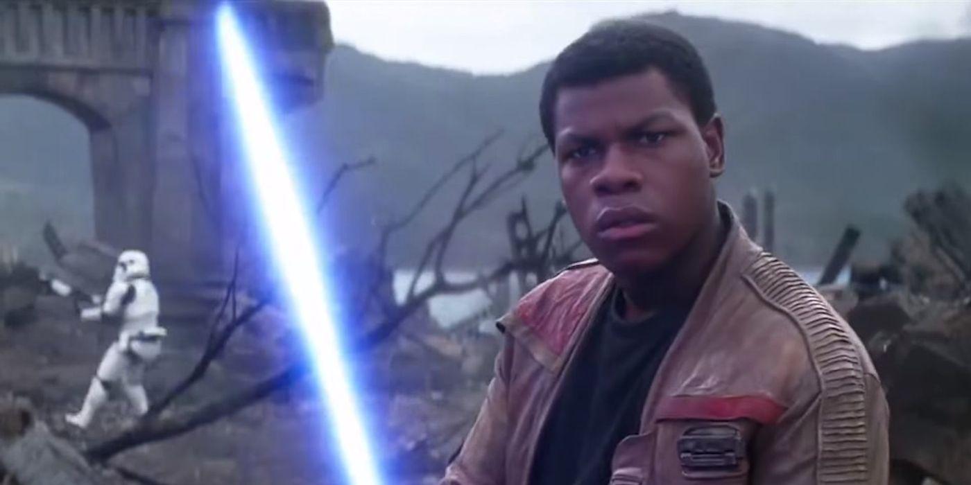 Star Wars: John Boyega Posts Interview With... John Boyega | CBR