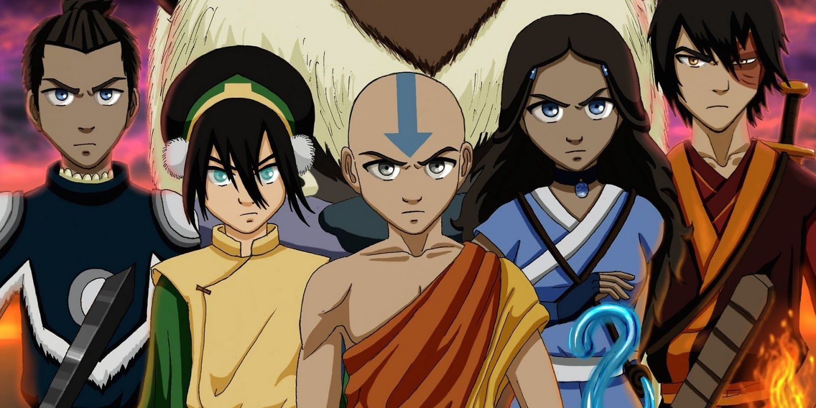 Myers-Briggs Personality Types Of Avatar: The Last Airbender