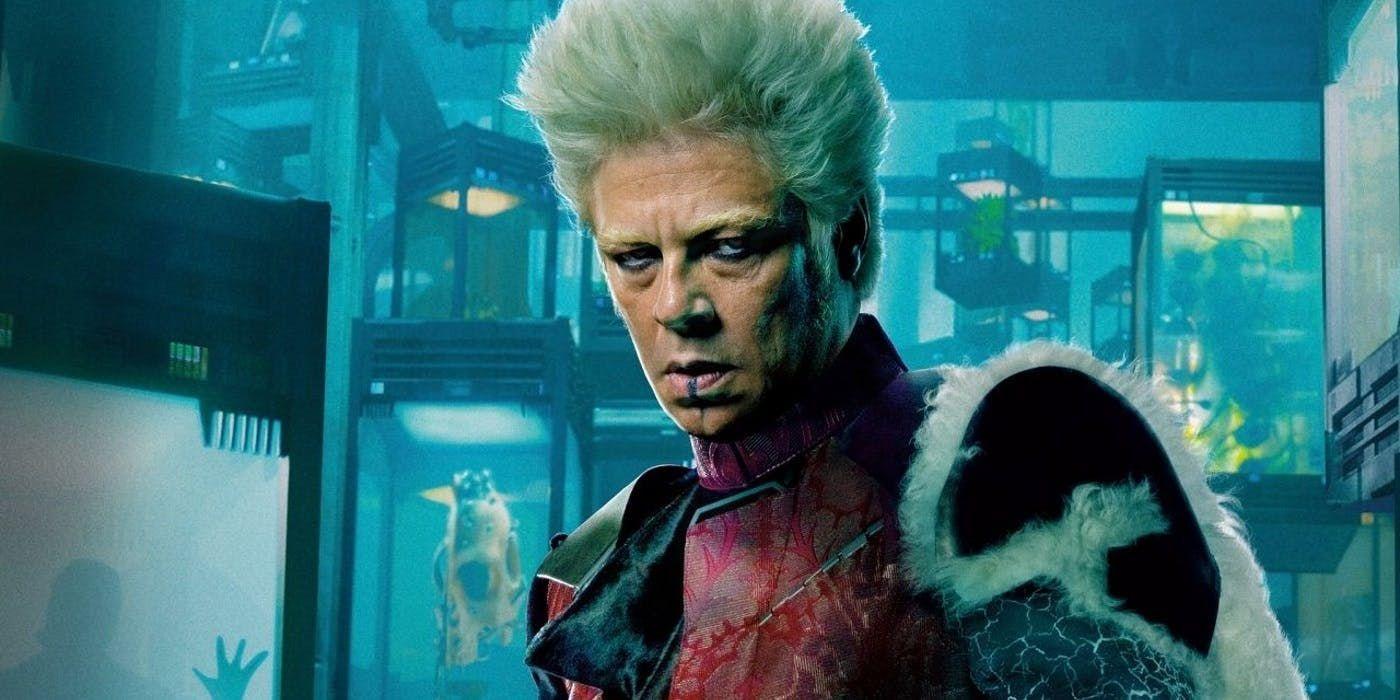 REPORT: Suicide Squad 2 Eyeing Benicio Del Toro For Villain