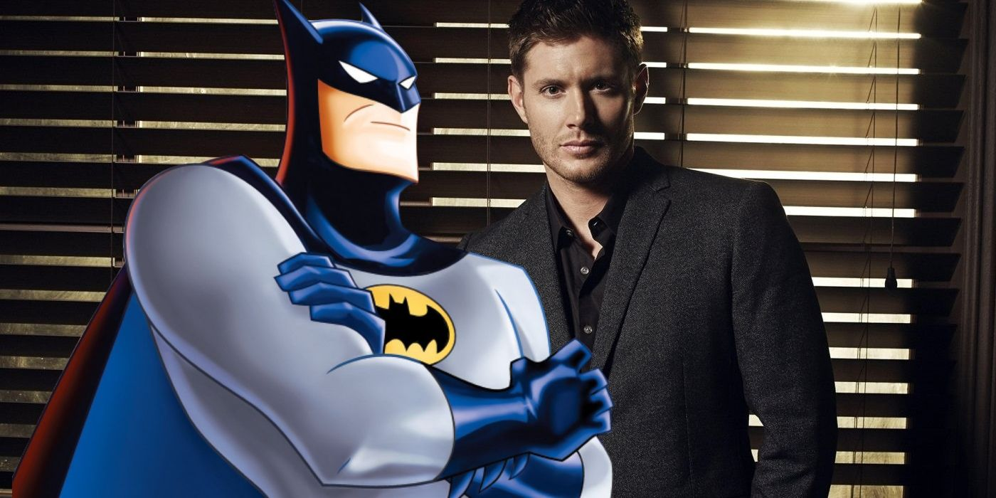 Supernatural's Jensen Ackles Is the Perfect Choice for Arrowverse's Batman