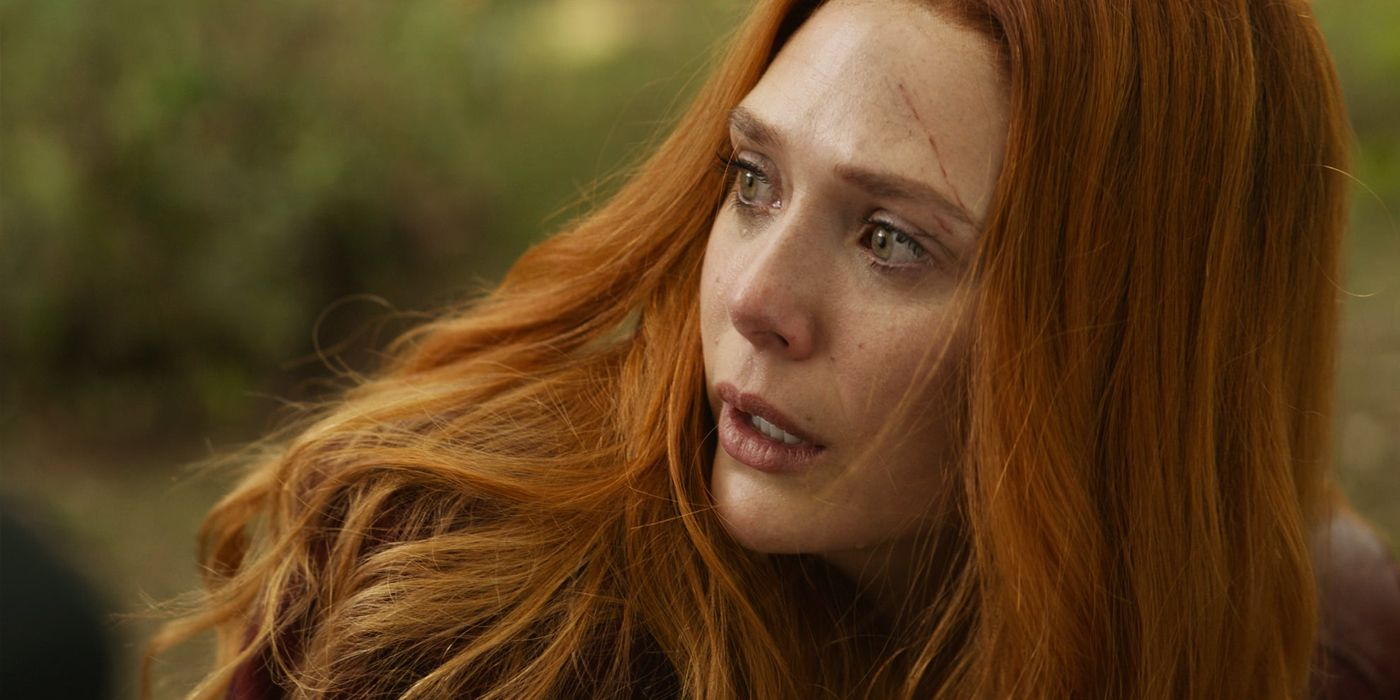 Report: Disney's Scarlet Witch TV Series Will Co-Star Another Avenger