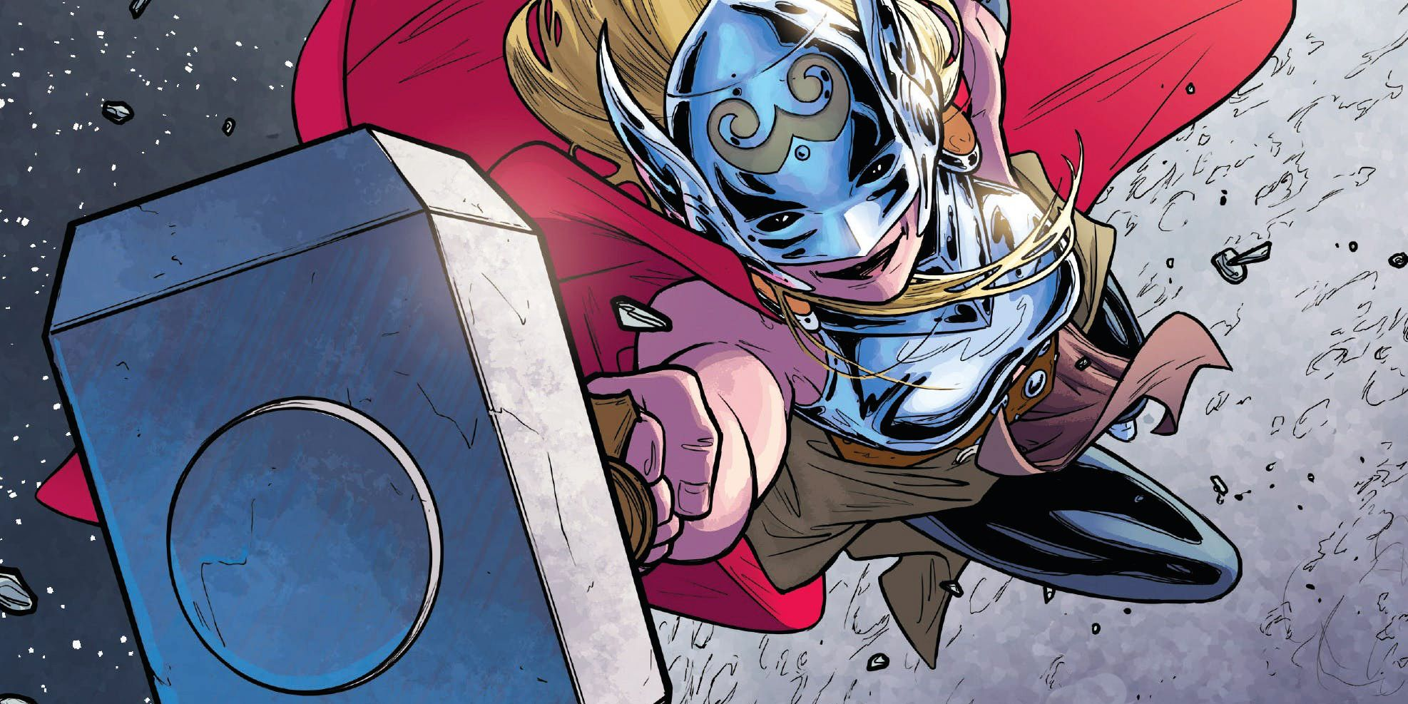 Thor: Love and Thunder Story May Involve Jane Foster's Breast Cancer