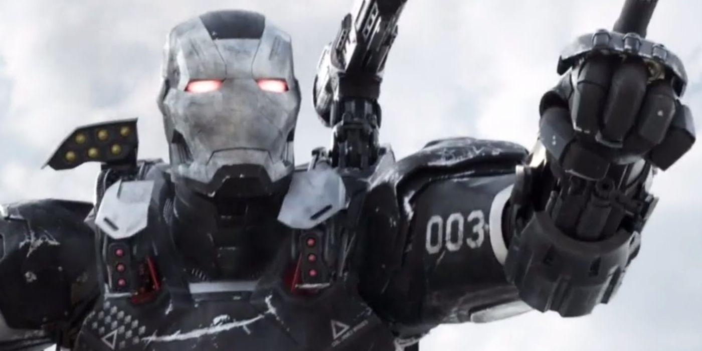 Marvel's Avengers: Possible Leak Reveals War Machine Character Design