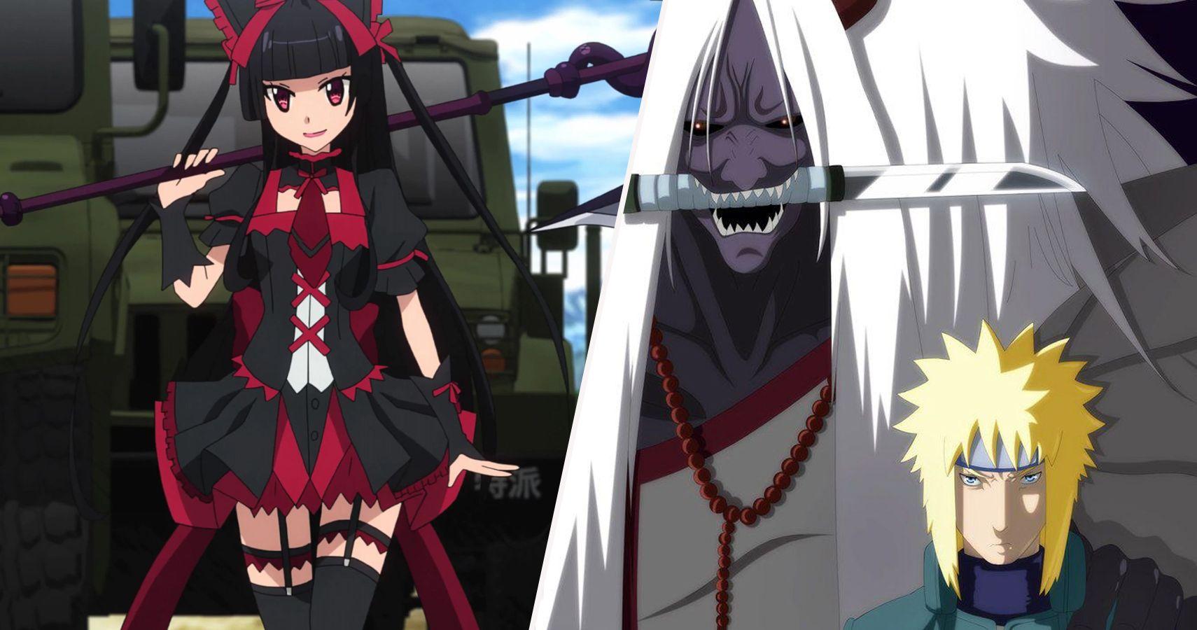 The grim reaper anime
