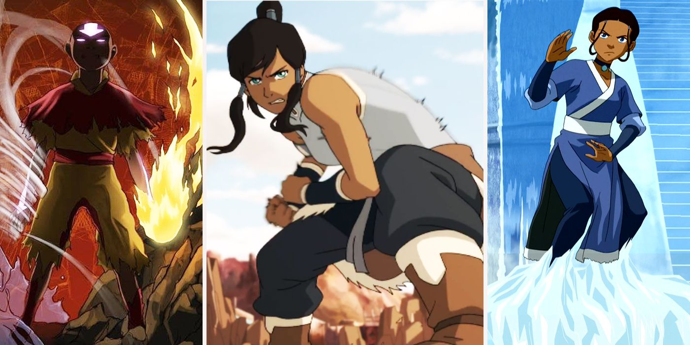 Avatar: The 20 Most Powerful Benders Ranked | CBR