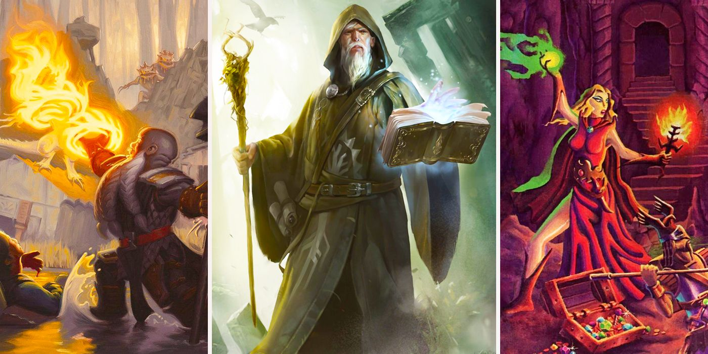 Dungeons & Dragons: The 20 Most OP Spells, Ranked By Strength