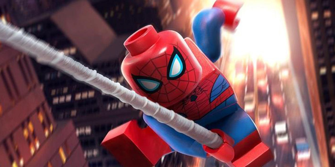Marvel announces animated lego marvel spider man vexed by venom - Lego spiderman 2 ...