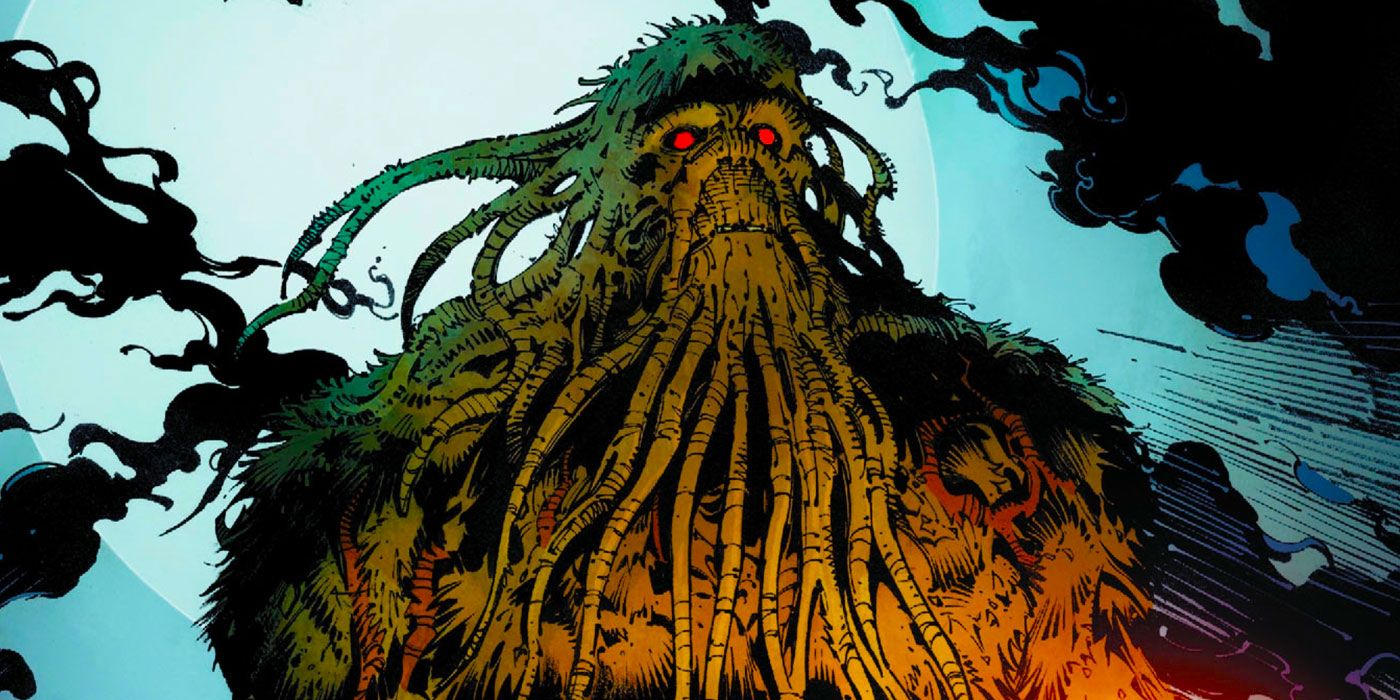DC Comics Is Gearing Up for a Swamp Thing Reboot | CBR