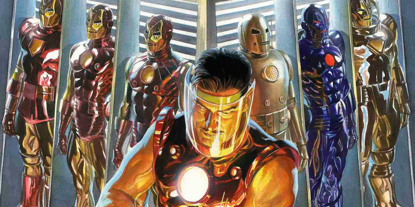 Iron Man 10 Armors We Hope To See In Avengers 4 And 10 That Can