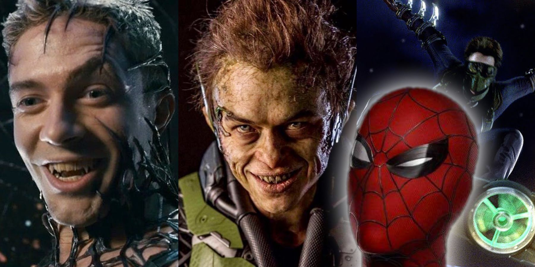 Myers-Briggs® Personality Types of Spider-Man Villains