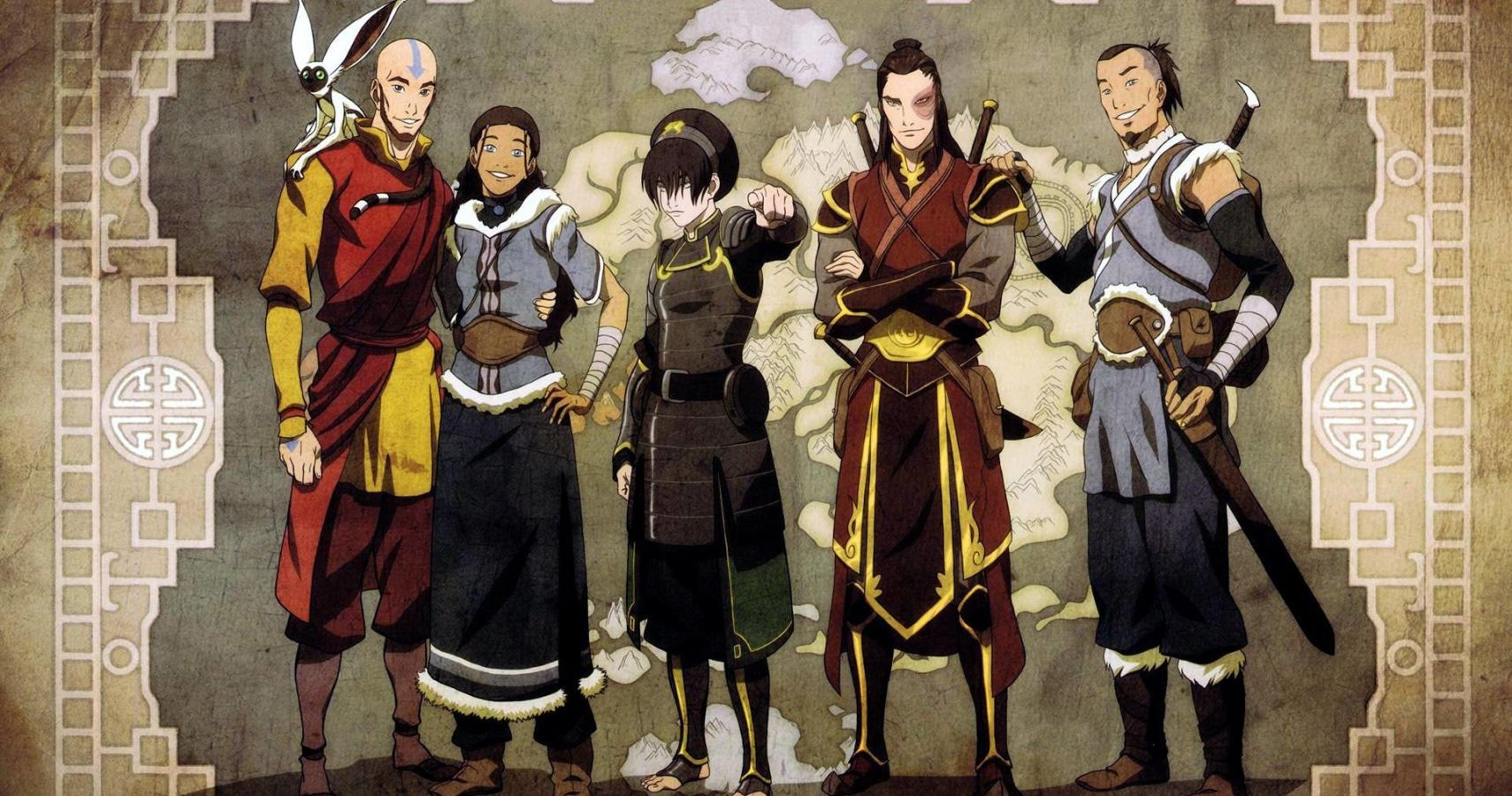 10 Best Avatar The Last Airbender Characters