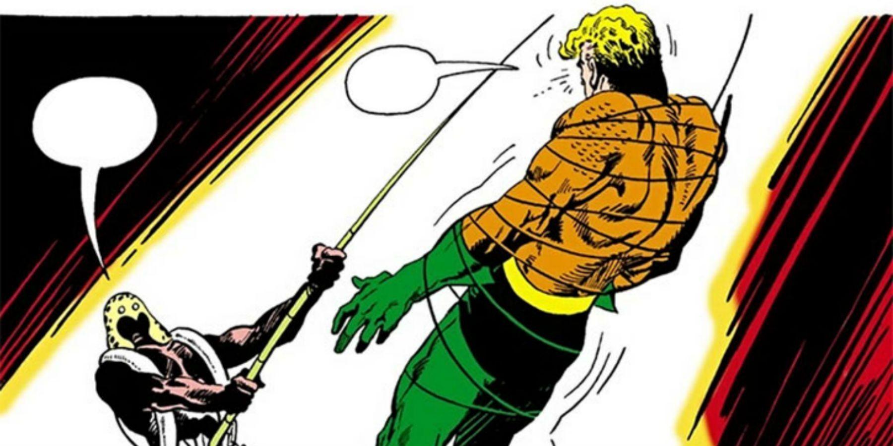 aquaman comics villain